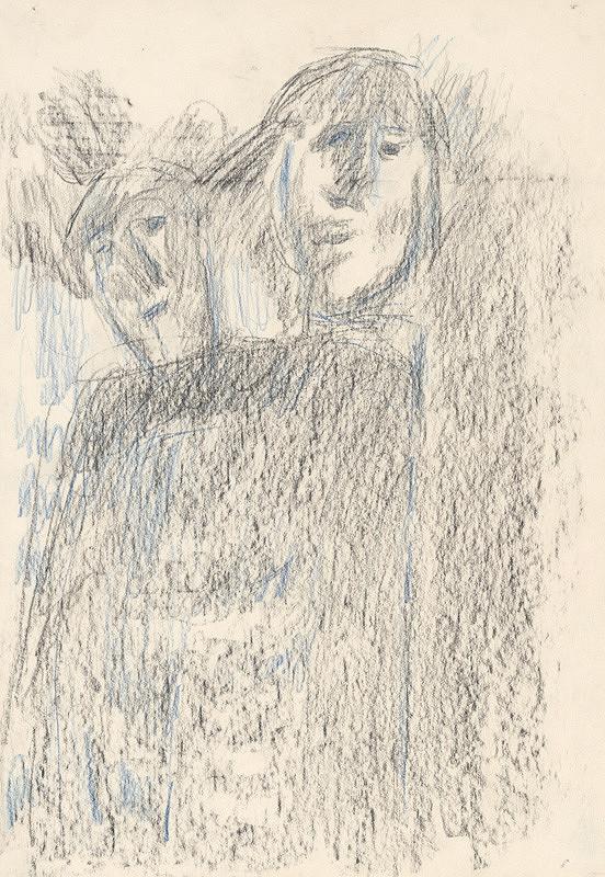 Jozef Kostka – Matka s dieťaťom