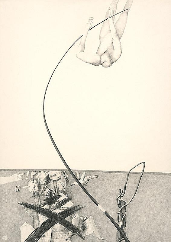 Agneša Sigetová - Kresba III.