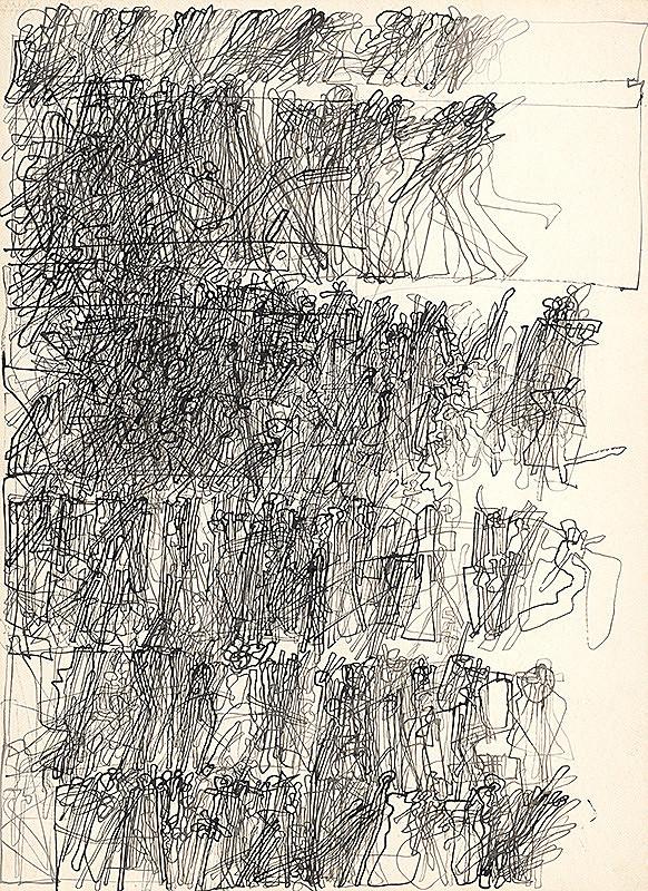 Miroslav Cipár – Kresba I.