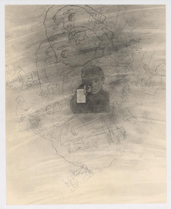 Peter Cibula - Autoportrét I.