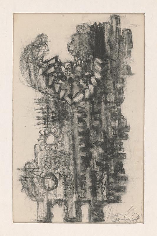 Alina Ferdinandy – Návrh na reliéf
