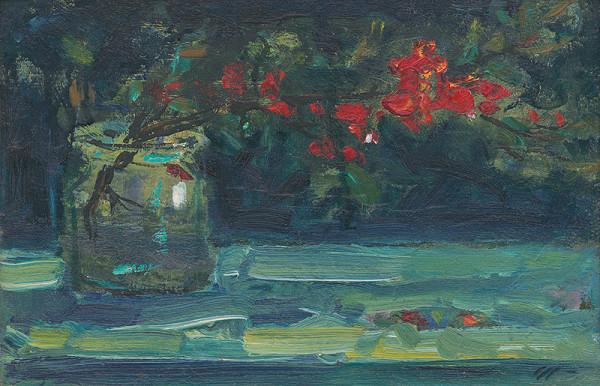 Vojtech Mensatoris – Vetvička japonskej ruže
