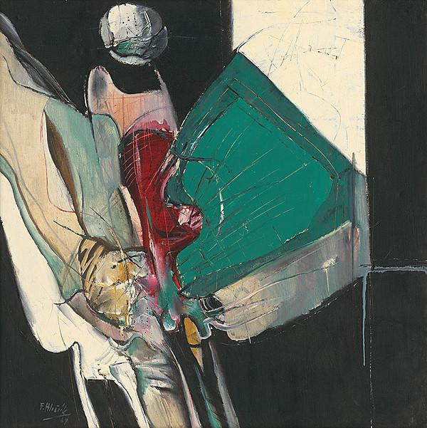 Ferdinand Hložník - Noc