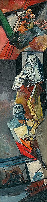 Vincent Hložník – Jazdec