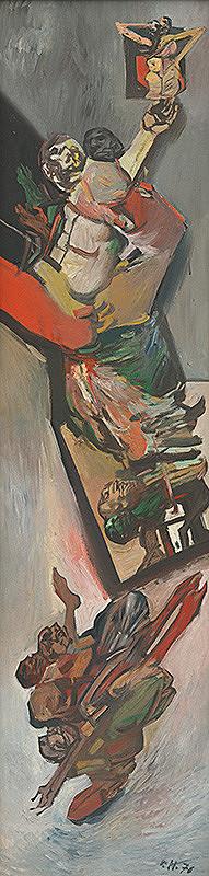 Vincent Hložník – Pád