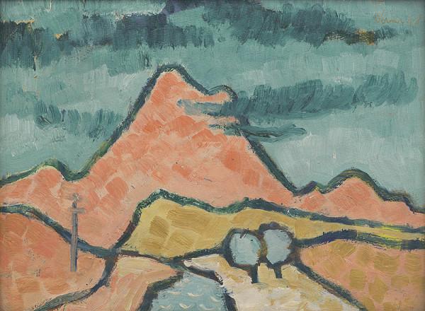 Fero Kráľ – Červený vrch