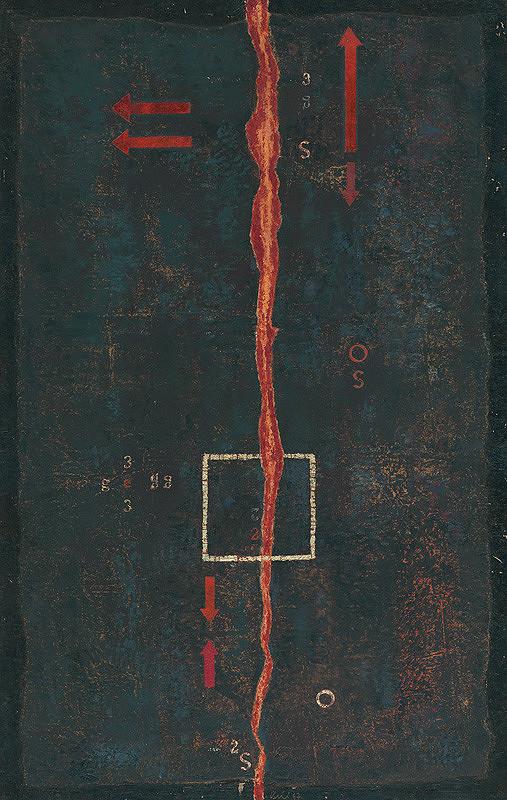 Fero Kráľ - Difúzia krvavej roztržky