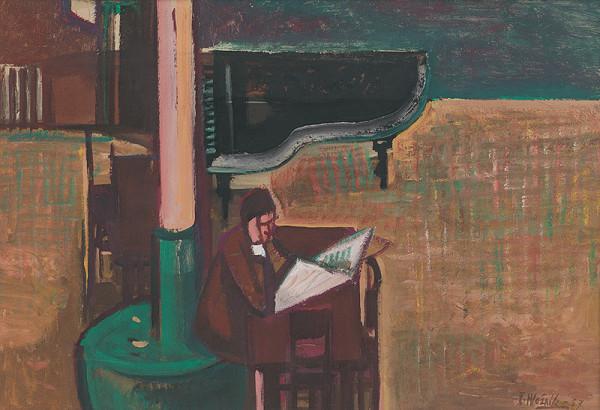 Ferdinand Hložník – Čierny klavír