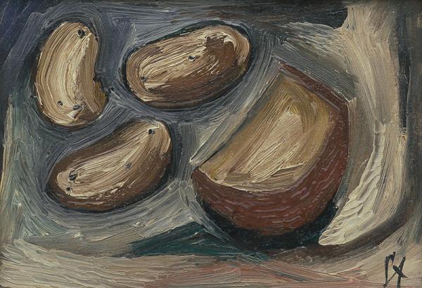 František Studený – Tri zemiaky s chlebíkom