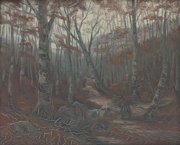 Ondrej Ivan – Listnatý les
