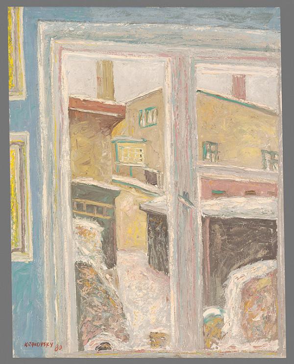 Jozef Krakovský – Pohľad z okna