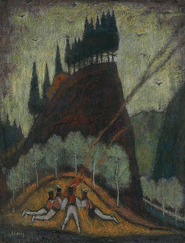 Janko Alexy - Horí, ohník, horí