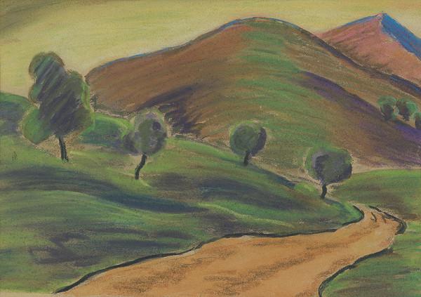 Edmund Gwerk – Poľná cesta