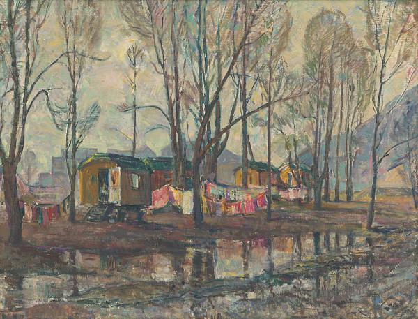 Ladislav Kubačka – V starom parku