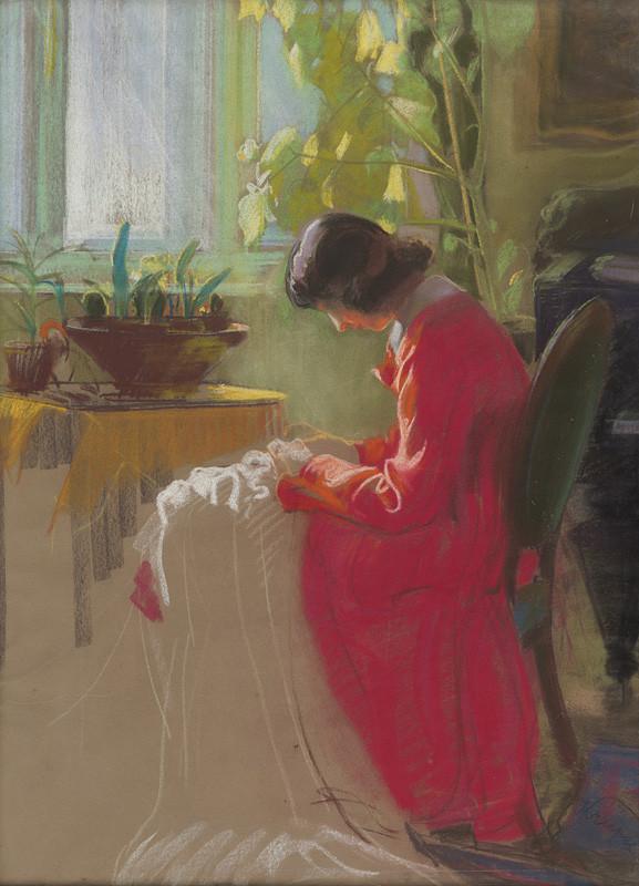 Viktor Krupec: Trúda šije nové šaty, 1935 - 1940