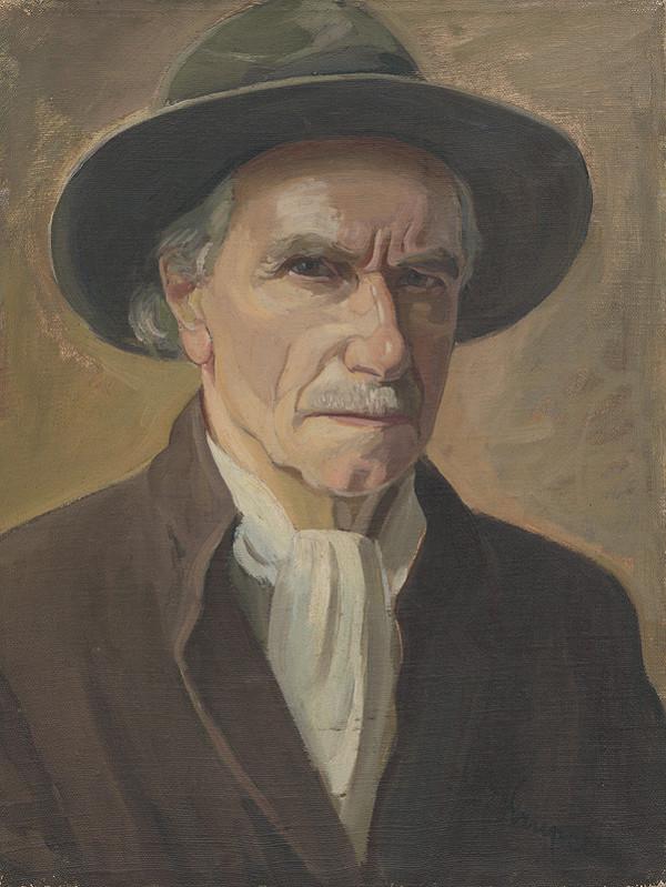 Viktor Krupec - Portrét muža