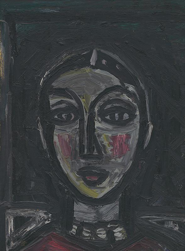 Peter Matejka – Hlava ženy