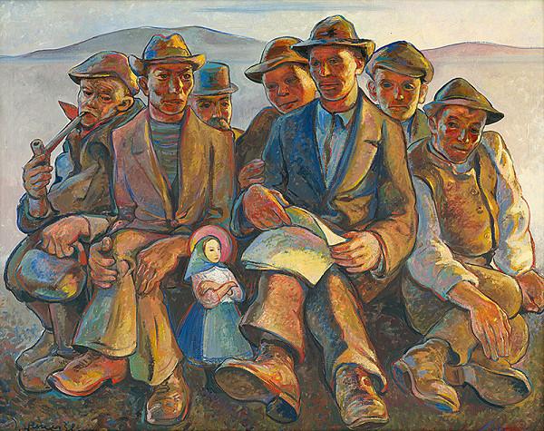 Imrich Weiner-Kráľ – Slovenskí robotníci v Amerike