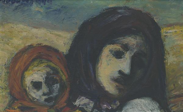 Ján Mudroch - Utečenci