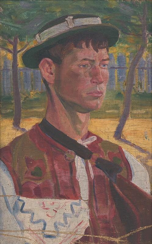 Emil Pacovský - Detvan