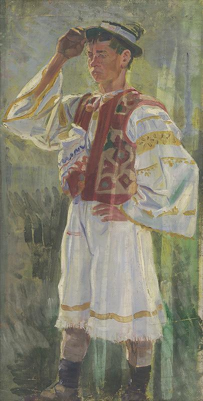 Emil Pacovský - Predspevák