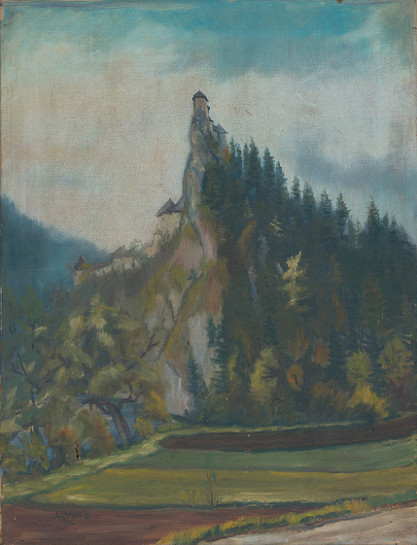 Ladislav Grnáč - Oravský hrad