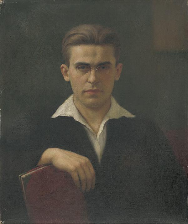 Ladislav Treskoň - Posledný autoportrét