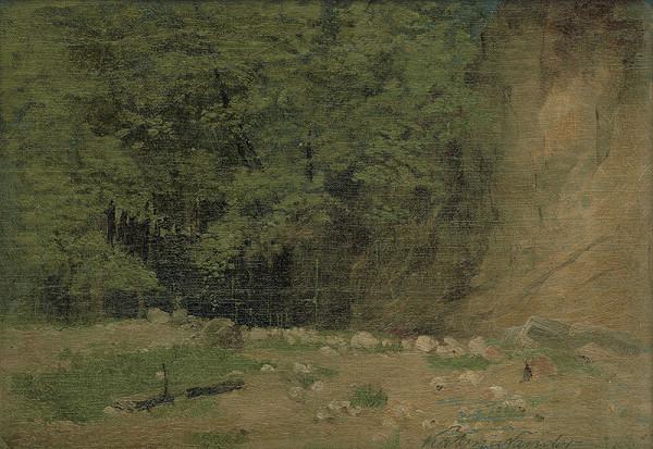 Ferdinand Katona – Na okraji lesa