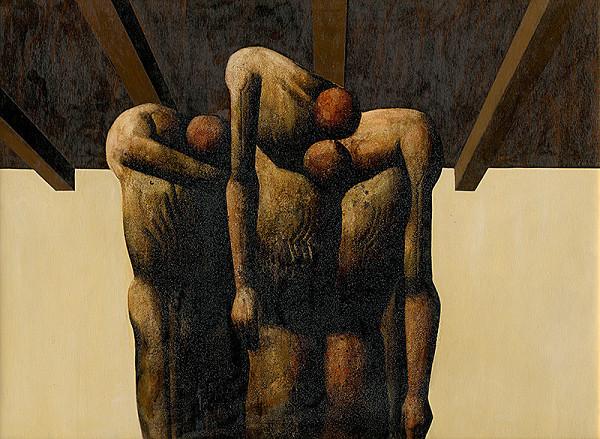 Rudolf Krivoš - Umučení