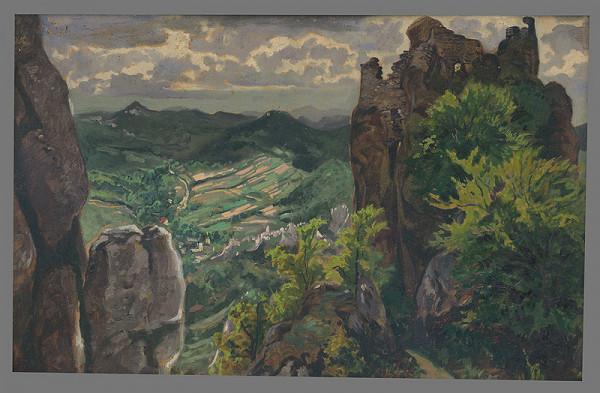 Emil Kosa - Súľovské skaly