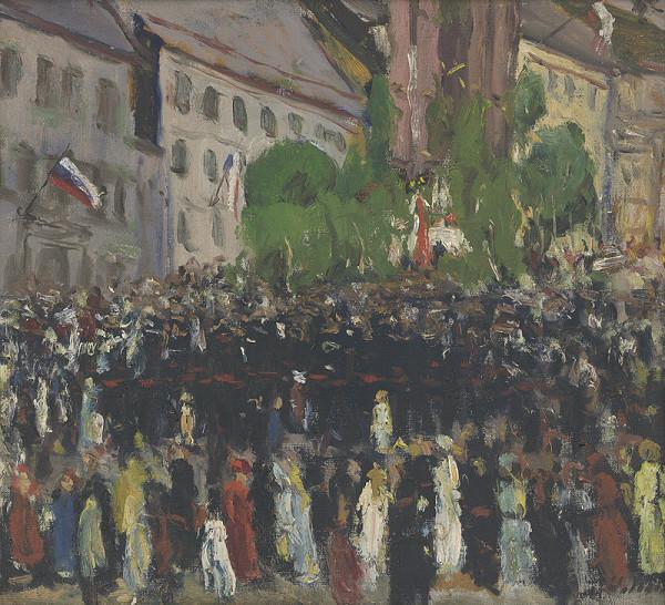 Jozef Kollár – Prvomájová veselica