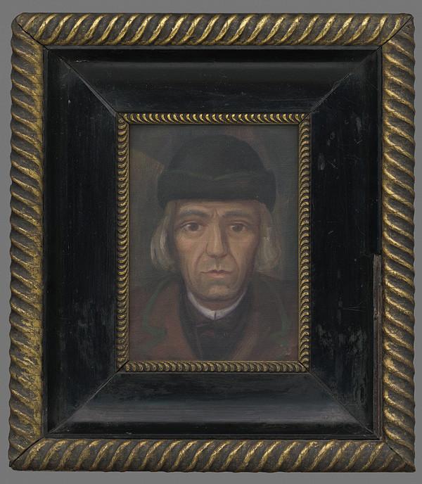 Ladislav Grnáč – Portrét muža