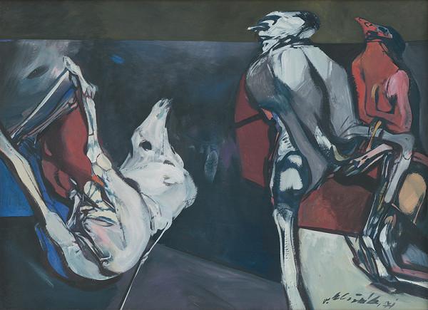 Vincent Hložník – Biele zviera