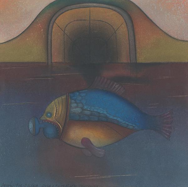 Karol Baron – Ryba s filtračným prístrojom