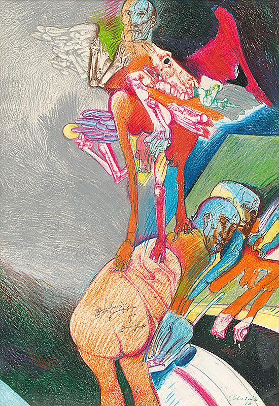 Vincent Hložník – Červené krídlo