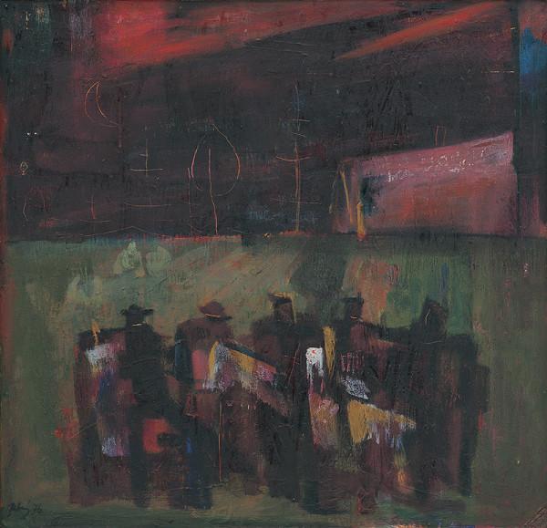 Jozef Zelný – Ľudia v poli
