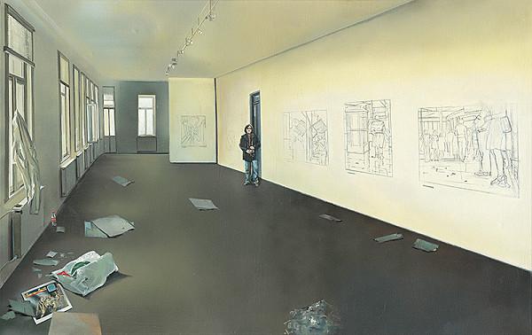 Veronika Rónaiová – Dokument z Malej retrospektívy v PGU v Žiline v roku 2003