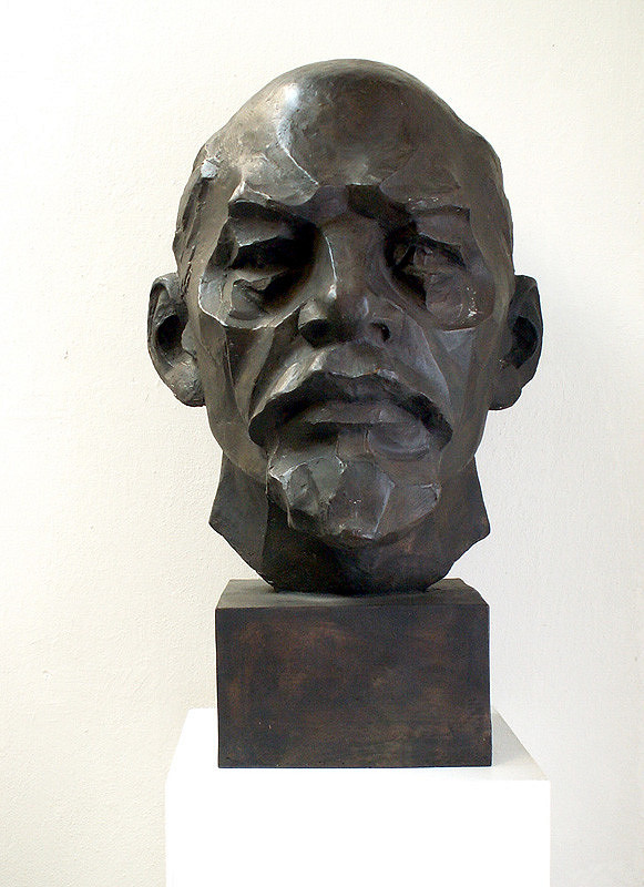 Ladislav Berák – V. I. Lenin