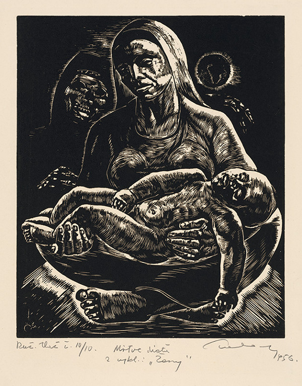 Július Szabó - Mŕtve dieťa