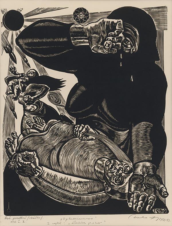 Július Szabó – Oplakávanie