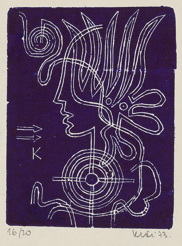 Fero Kráľ – Bez názvu-IV.