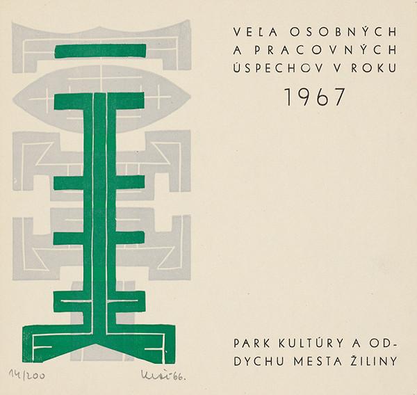 Fero Kráľ - Novoročenka 1967-I.