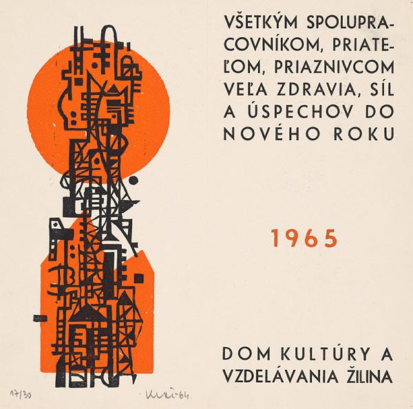Fero Kráľ - Novoročenka 1965-II.