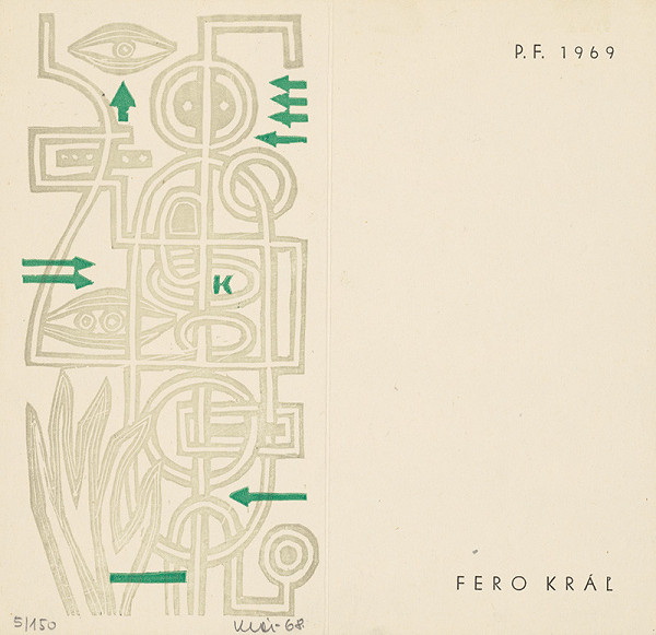 Fero Kráľ – Iba oči