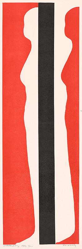 Orest Dubay – Dve siluety