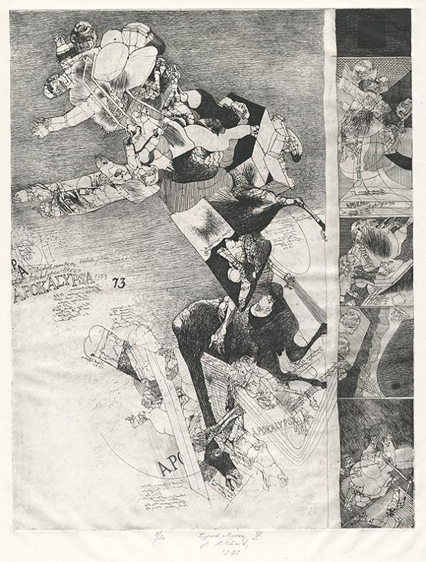 Vincent Hložník – Apokalypsa IV.