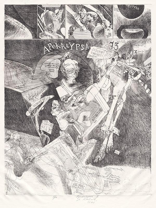 Vincent Hložník - Apokalypsa V.