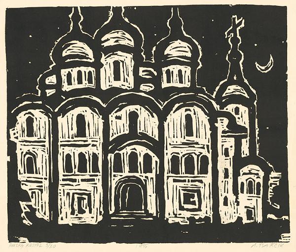 Andrej Barčík – Ruský kostol