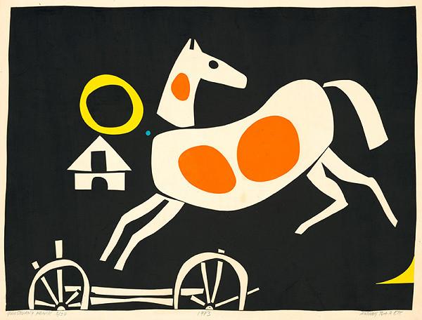 Andrej Barčík – Grošovaný koník
