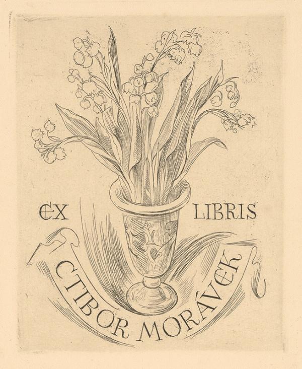 Jaroslav Vodrážka – Ex libris Ctibor Morávek